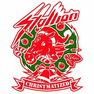 """Το ep των Stallion """"Chrismatized"""""""