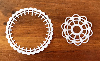 Stampin' Up! Pearlized Doily Tip ~ 2018-2019 Annual Catalog ~ www.juliedavison.com