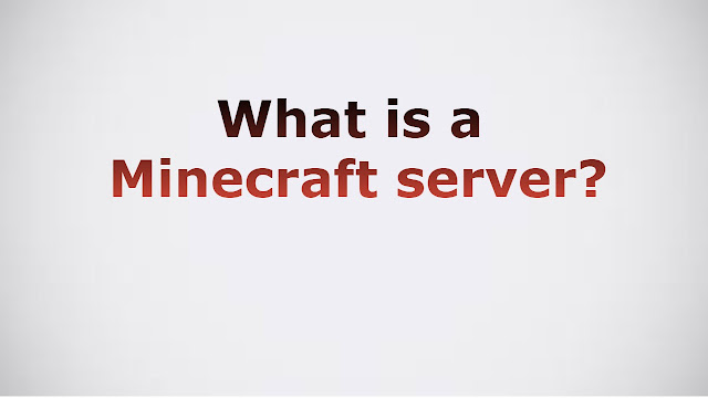What Is a Minecraft Server?
