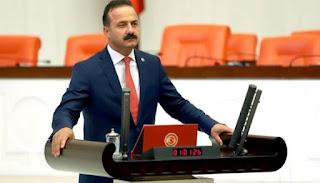 Yavuz Ağıralioğlu genel başkan yardımcılığı ve parti sözcülüğüne getirildi
