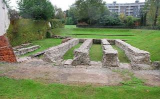 milano de amicis anfiteatro parco archeologico