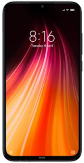 Redmi note 8 4 gb ram 64 rom android mobile phone