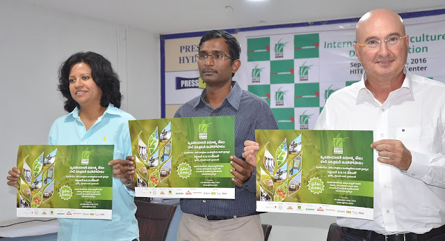 Telangana as seed capital - theme of Agritex 2016