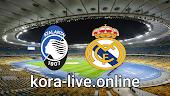 مباراة ريال مدريد وأتلانتا بتاريخ 24-02-2021 دوري أبطال أوروبا