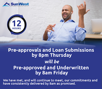 pre approval in 12 hours