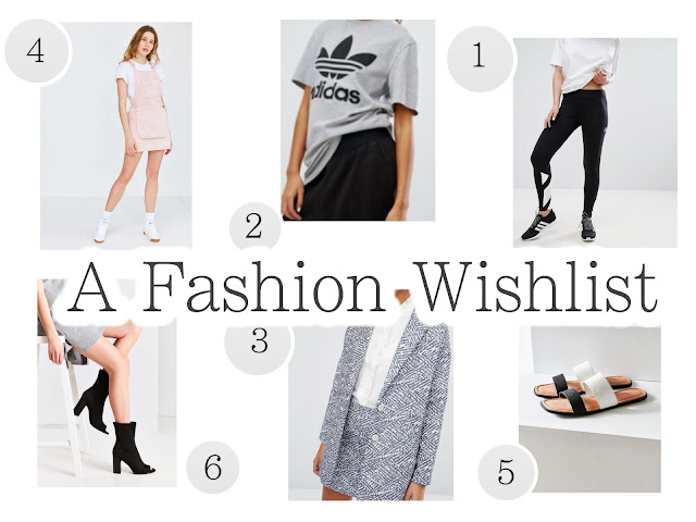 a little fashion wishlist