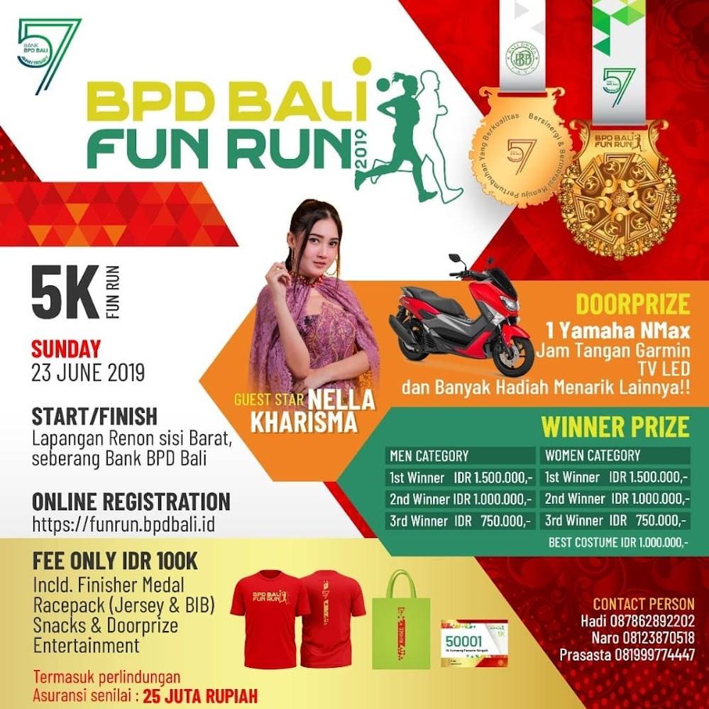 BPD Bali Fun Run • 2019
