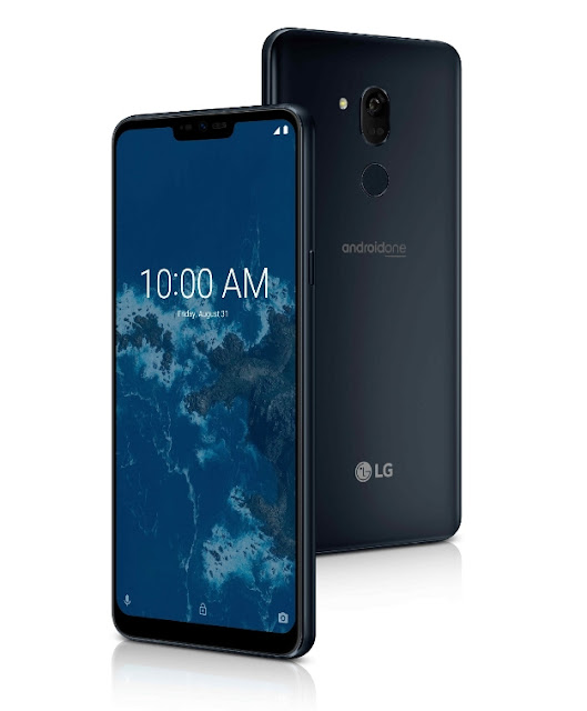 LG G7 One Embraces Purity Of Android One And Ditches LG Bloatware