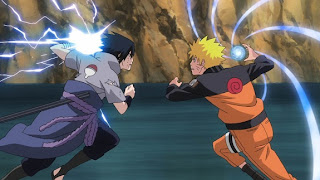 Naruto Shippuden Ultimate Ninja Storm Generations (X-BOX360) 2012