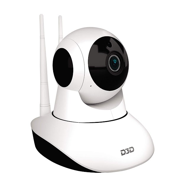 D3D D8810 1080P Wifi security camera Check Price,Reviews, Rating and Comparisons