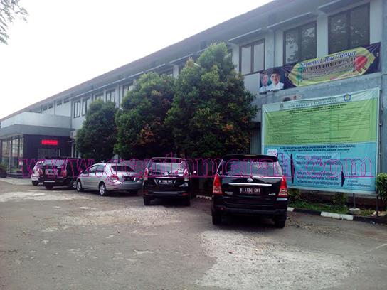 SMKN 1 Tangerang Diduga Jual Beli Bangku Siswa Baru