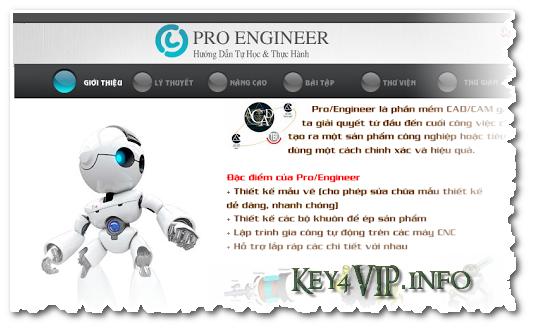 Giáo trình tiếng Việt học Pro Engineer SSDG