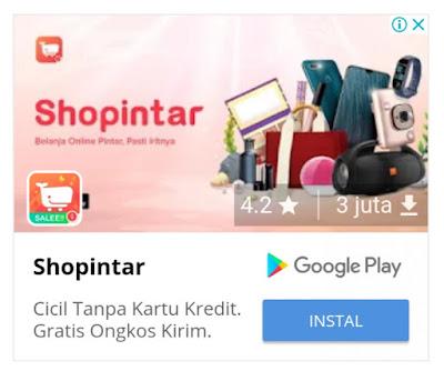 Shopintar