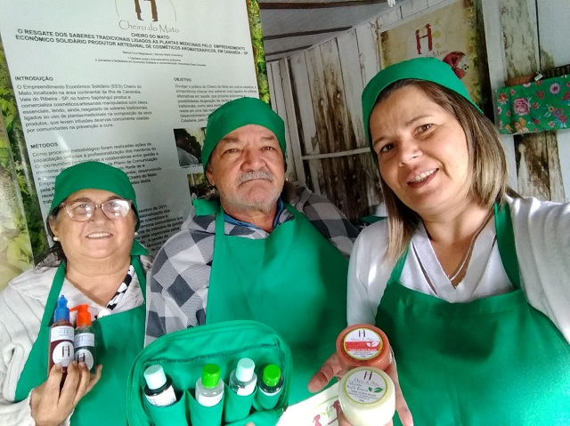 Cheiro do Mato: Óleos essenciais e ervas medicinais