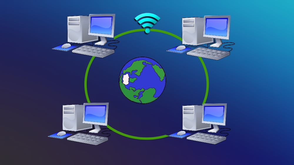Jaringan komputer untuk perusahaan