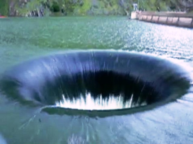 black holes in water - photo #1