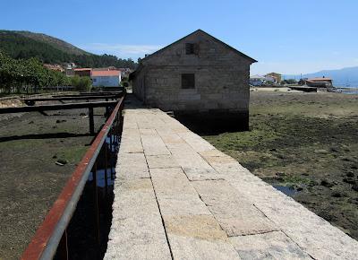 Molino de mareass Pozo Cachón