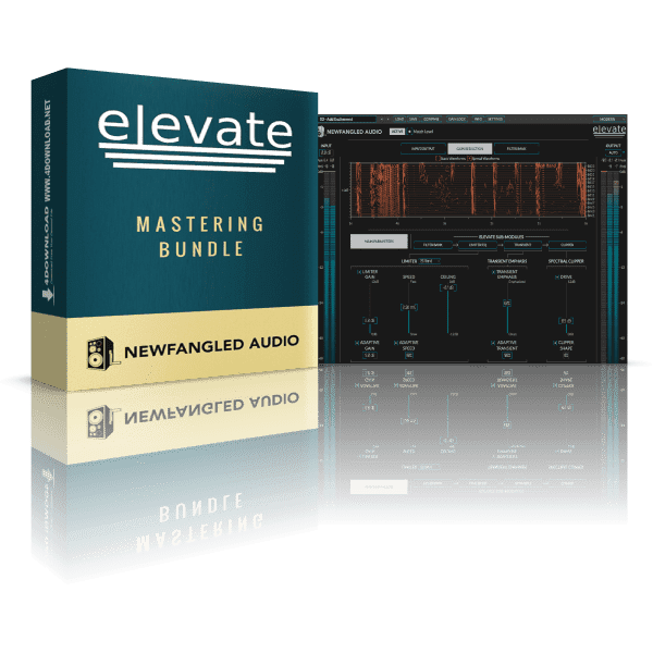 Newfangled Audio Elevate Bundle v1.7.0 Full version