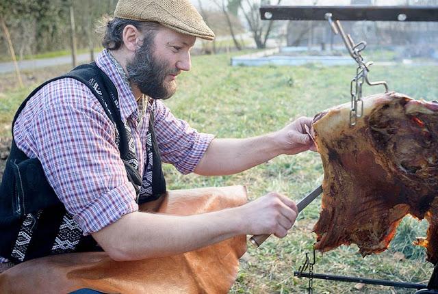 Ein argentinischer Gaucho setzt auf Schweizer Knospe-Küche