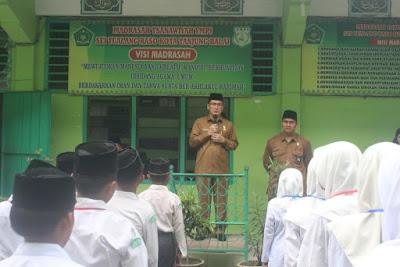 Kakankemenag Tanjungbalai Buka UABN MDTA