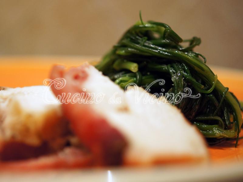 Cucino da vicino aprile 2012 for Cucinare gli agretti