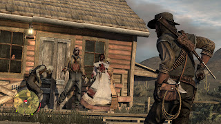 Red Dead Redemption: Undead Nightmare (X-BOX360) 2010