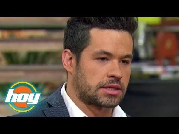 Aseguran que el actor Eleazar Gómez está triste y arrepentido tras salir de la cárcel