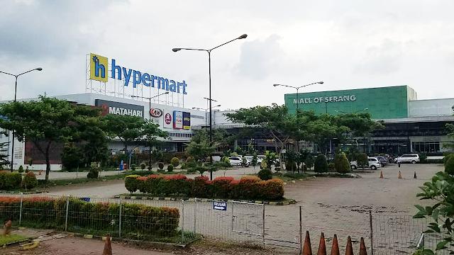 Lowongan Kerja Banyak Posisi Matahari Dept Store Mall Of Serang