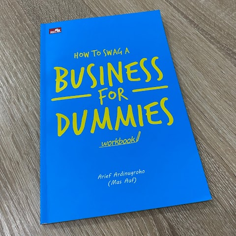 """Review Buku """"How to Swag a Business for Dummies"""""""