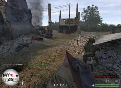 نبذة مختصرة عن قصة وأحداث تحميل لعبة Call of Duty 1 للكمبيوتر ويندوز 10