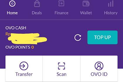 Cara Transfer Uang Dari OVO Ke Semua Rekening Bank