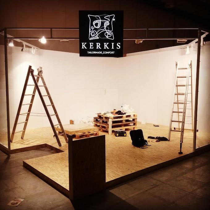 Περίπτερο Kerkis HO.RE.CA. 2019
