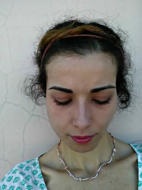 boho look, messy hairdo, quick hairdo, braids, casual, retrò, summer hair, bohèmien, boho look, messy updo, look of the day, ootd, Valentina Chirico