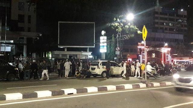Sudah 10 Jam, Habib Bahar Masih Diperiksa di Bareskrim