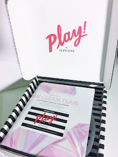 play! by sephora march 2017 review