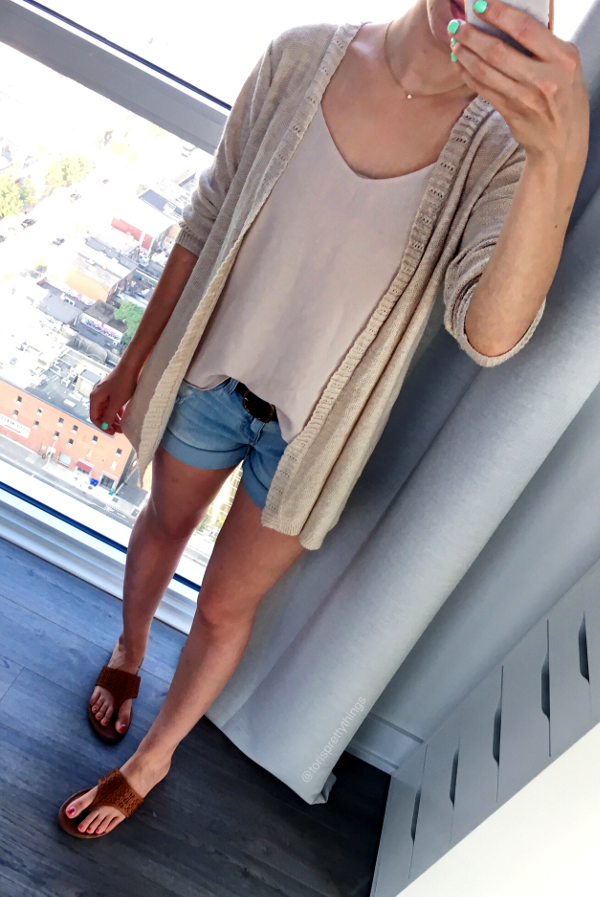 "Tori's Pretty Style & Beauty - ""Who Wears Short Shorts?"" - Tori's Pretty Things Blog"