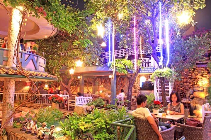 10 quán cafe biệt thự sân vườn đẹp như mơ ở nam s29g