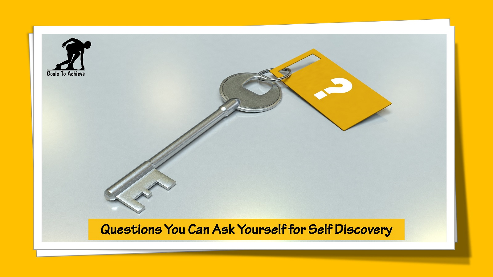 Questions You Can Ask Yourself for Self Discovery