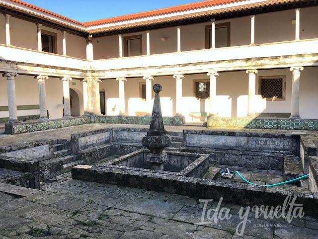 Museo de Aveiro claustro