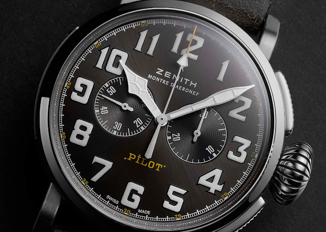 Zenith Pilot Type 20 Chronograph Rescue