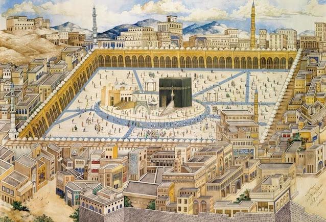 Kabah, Mecca