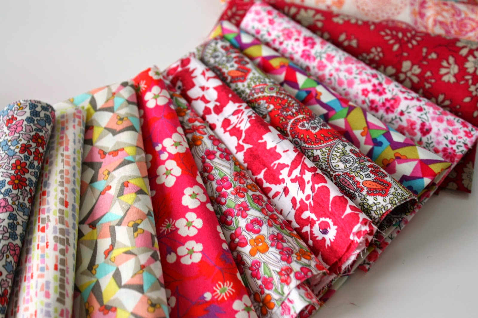 Interview With Liberty Of London Fabric Diary Of A Quilter A Quilt Blog