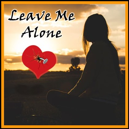 alone dp for girls