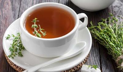 فوائد شاي الزعتر الصحية