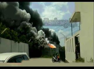 Tragedi Pabrik Kembang Api