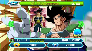 NOVO DRAGON BALL TAP BATTLE ULTIMATE (MOD) PARA CELULARES ANDROID