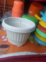 Pot Putih