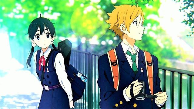 Top anime tình cảm hay nhất vietsub online