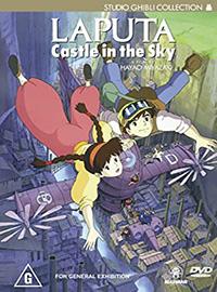 Laputa Castle in the Sky – Desen subtitrat in romana