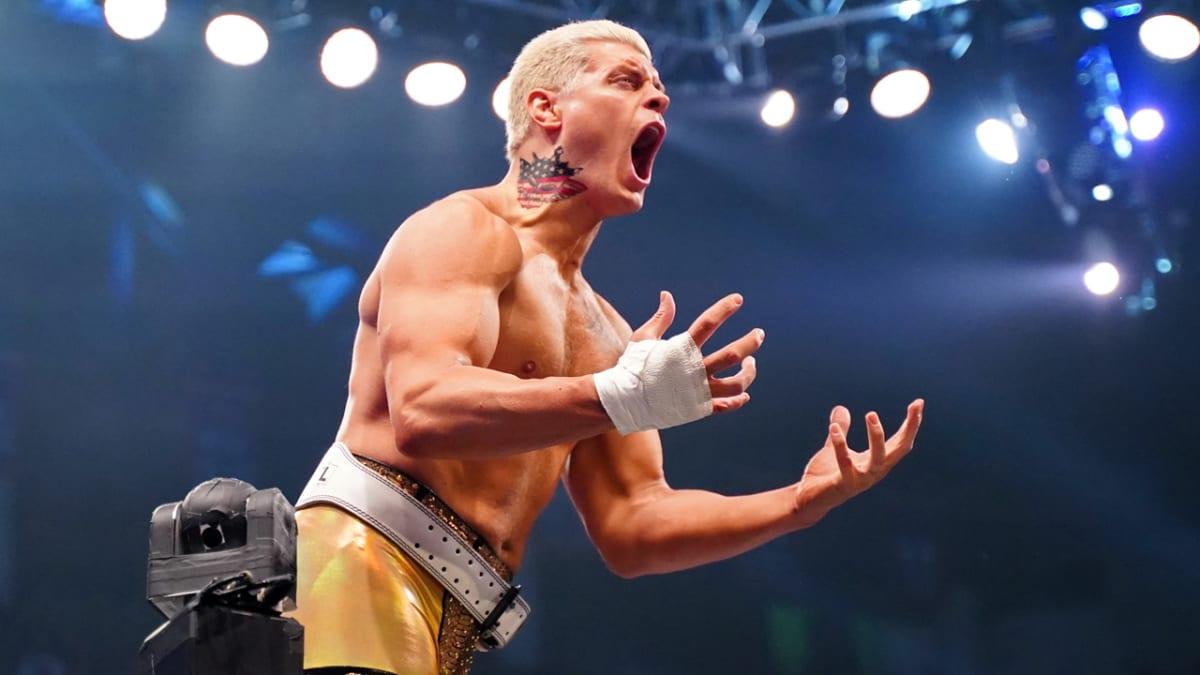 Eric Bischoff diz que Cody Rhodes poderia ser o próximo John Cena